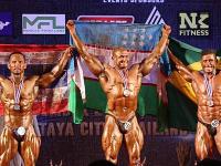 Чемпионат Мира по Бодибилдингу и Фитнесу (WBPF) 2016 — Результаты и Фото!