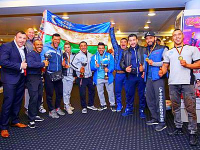 Чемпионат Мира по Бодибилдингу и Фитнесу «Мистер Вселенная» 2017 (NAC)