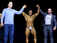 Открытый Чемпионат Узбекистана по Бодибилдингу и Фитнесу 2018