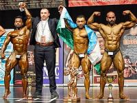 Чемпионат по Бодибилдингу и Фитнесу Mr.Universe 2018 NAC