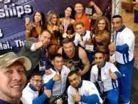 Чемпионат Мира по Бодибилдингу и Фитнесу 2018 (WBPF)