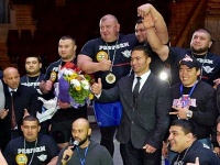 Чемпионат Республики Узбекистан по силовому экстриму 2016. Результаты.