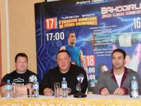 Семинар Михаила Кокляева на PROFORM Classic 2017